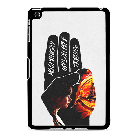 3 Fingers Hunger Games Ipad Mini 2 Case