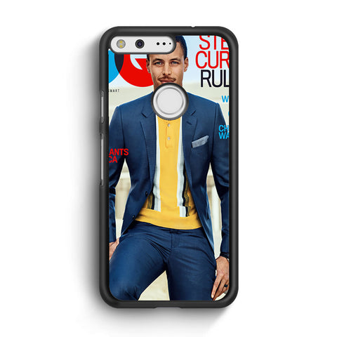 The Revenge of Stephen Curry Google Pixel XL Case