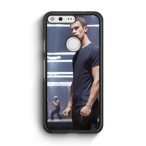 Theo James In Divergent As Four Google Pixel XL Case