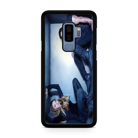 Tris And Four Divergent Samsung Galaxy S9 Plus Case