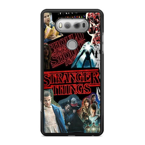 Stranger Things Collage LG V20 Case