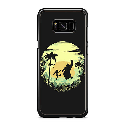 The Jungle Book Minimalist Poster Samsung Galaxy S8 Plus Case