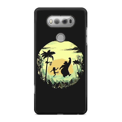 The Jungle Book Minimalist Poster LG V20 Case