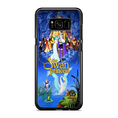 The Swan Princess Samsung Galaxy S8 Plus Case