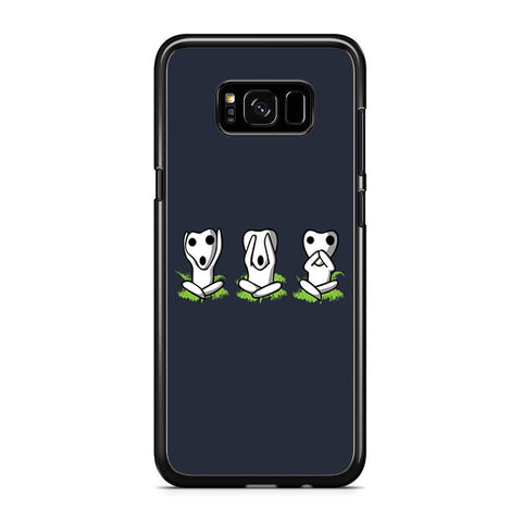 Three Wise Kodama Samsung Galaxy S8 Plus Case