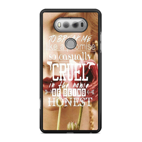 To Break Me Taylor Swift LG V20 Case