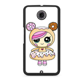 Tokidoki Donutella girl Nexus 6 Case