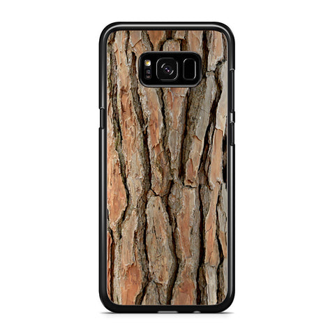 Tree Bark Samsung Galaxy S8 Plus Case