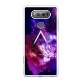 Triangle On Galaxy Smoke LG V20 Case