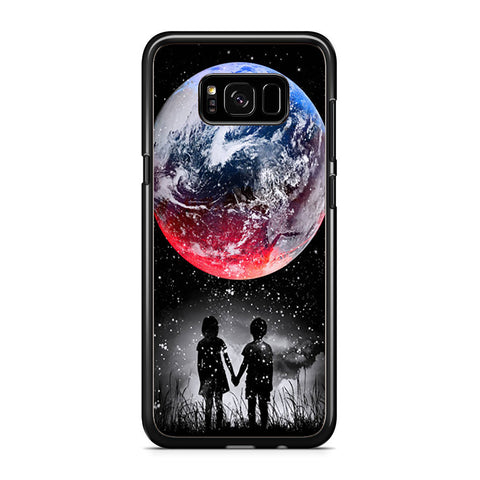 Until The End Of The World Samsung Galaxy S8 Plus Case