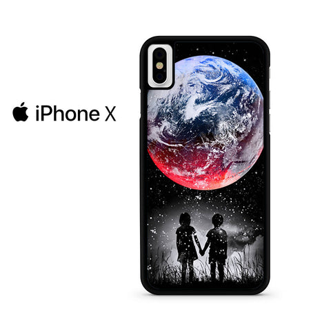 Until The End Of The World Iphone X Case