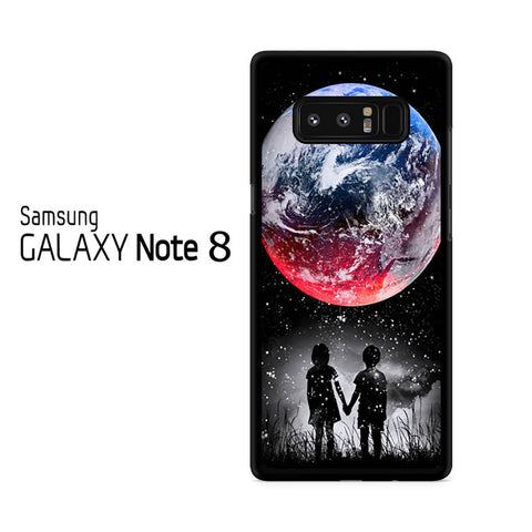 Until The End Of The World Samsung Galaxy Note 8 Case