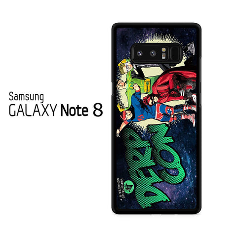 Heroes Custom 5 Seconds of Summer Samsung Galaxy Note 8 Case
