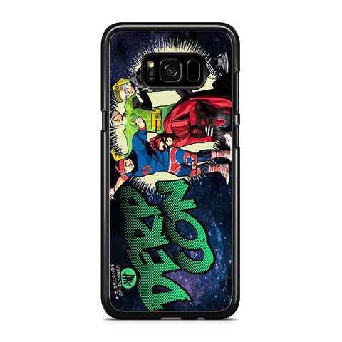 Heroes Custom 5 Seconds of Summer Samsung Galaxy S8 Plus Case