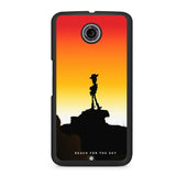 Woody Toy Story Reach For The Sky Nexus 6 Case