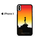 Woody Toy Story Reach For The Sky Iphone X Case