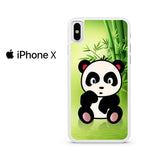 Wp Cute Panda Iphone X Case