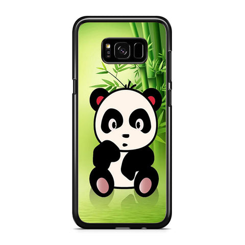 Wp Cute Panda Samsung Galaxy S8 Plus Case