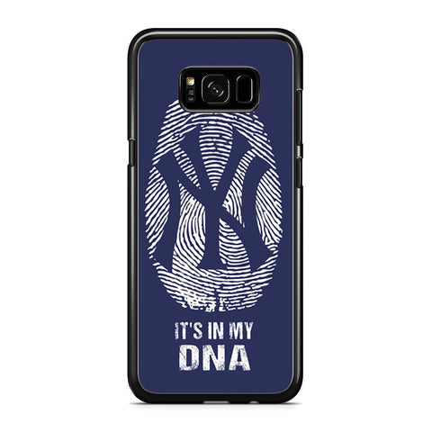 Yankees Is My Dna Samsung Galaxy S8 Plus Case