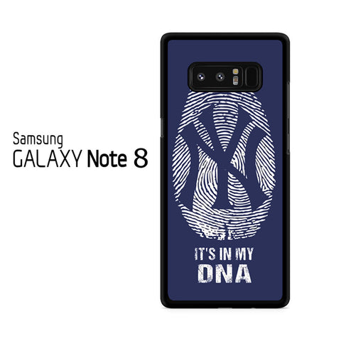 Yankees Is My Dna Samsung Galaxy Note 8 Case