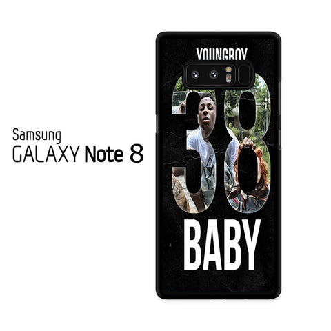 YoungBoy 38 Samsung Galaxy Note 8 Case