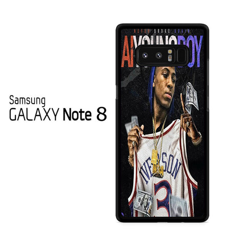 YoungBoy Samsung Galaxy Note 8 Case