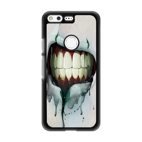 Zombie Bloody Mouth Google Pixel Case