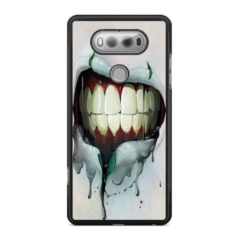 Zombie Bloody Mouth LG V20 Case