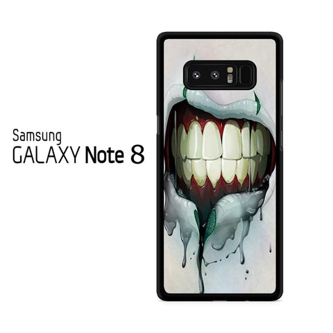 Zombie Bloody Mouth Samsung Galaxy Note 8 Case