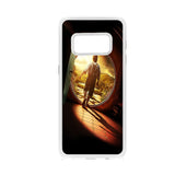 Shadow Sunlight Bilbo The Hobbit Samsung Galaxy S8 Case