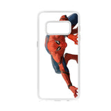 Spiderman Marvel Wp Samsung Galaxy S8 Case