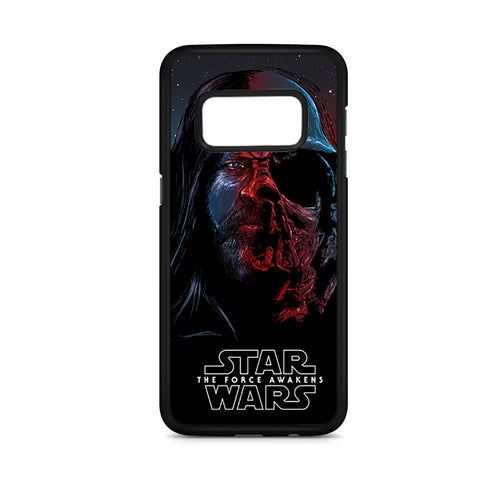 The Force Awakens Eps VIII Star Wars Samsung Galaxy S8 Case