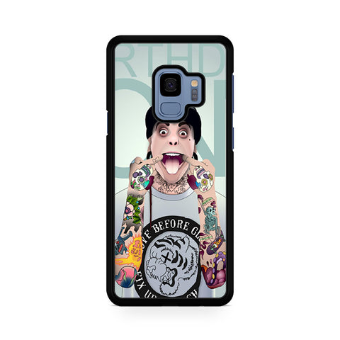 Tony Perry Pierce The Veil Art Samsung Galaxy S9 Case