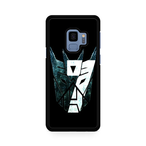 Transformer 7 Logo Samsung Galaxy S9 Case