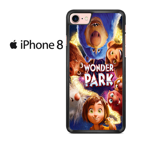 Wonder Park Characters Iphone 8 Case