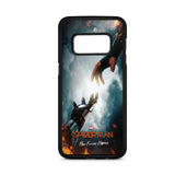 Spider Man Far From Home Movie Poster Samsung Galaxy S8 Case