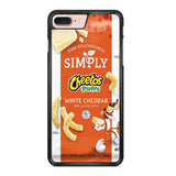 Cheetos Puffs White Cheddar Cheese Iphone 7 Plus Case