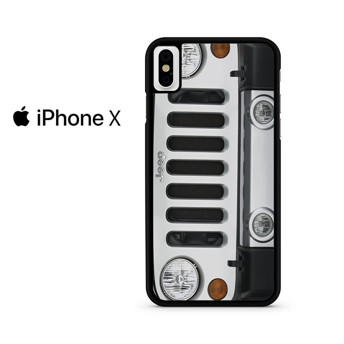 online store 008fc 6247f White Jeep Wrangler Sport 4x4 Suv Iphone X Case