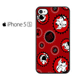 101 Dalmations Frame Iphone 5 Iphone 5S Iphone SE Case