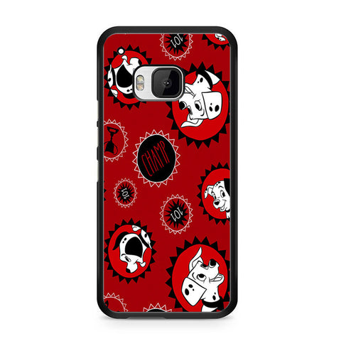101 Dalmations Frame HTC One M9 Case