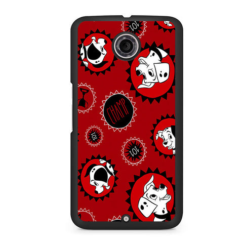 101 Dalmations Frame Nexus 6 Case