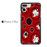 101 Dalmations Frame Iphone 7 Plus Case