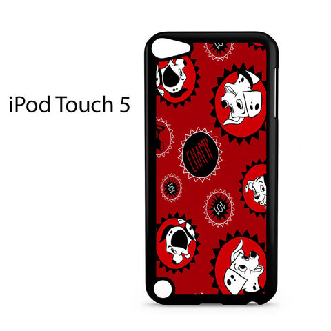 101 Dalmations Frame Ipod Touch 5 Case