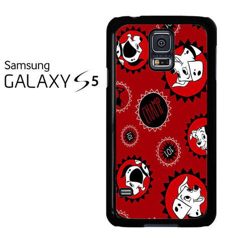 101 Dalmations Frame Samsung Galaxy S5 Case