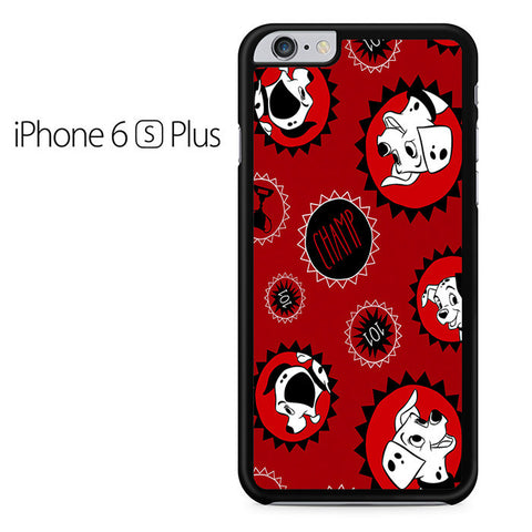 101 Dalmations Frame Iphone 6 Plus Iphone 6S Plus Case