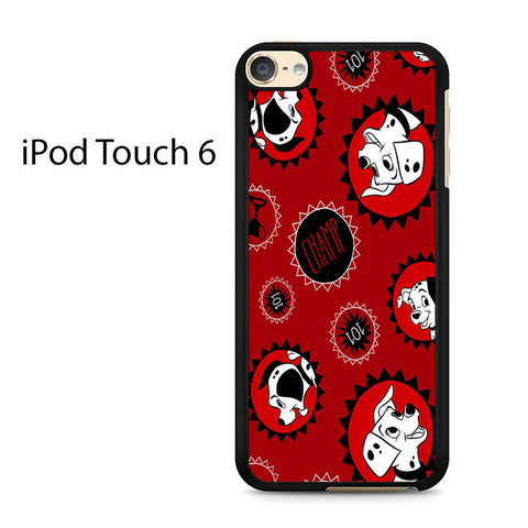 101 Dalmations Frame Ipod Touch 6 Case