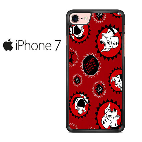 101 Dalmations Frame Iphone 7 Case