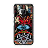 101 Natas Devil Skateboard HTC One M9 Case