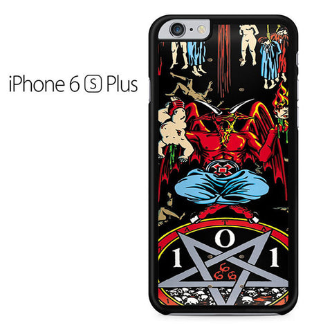 101 Natas Devil Skateboard Iphone 6 Plus Iphone 6S Plus Case