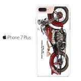 1942 Harley Davidson Iphone 7 Plus Case